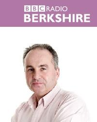 Phil Kennedy of BBC Radio Berkshire