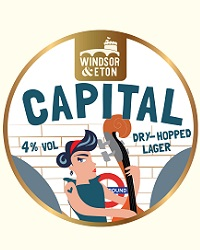 Capital Helles Lager