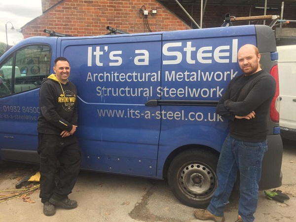 Team from Its A Steel